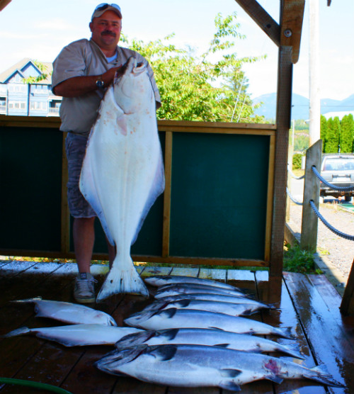 About vancouver island bc a scenic outdoor paradise for Halibut fishing seattle